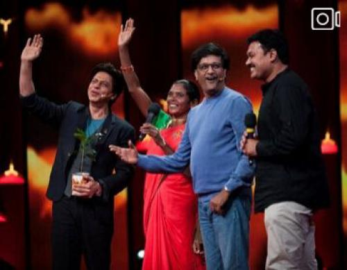 Shahrukh Khan vs  Manoj Kumar AT TED TALKS INDIA
