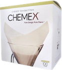 Chemex Filters Prefolded Filter Squares Fs 100