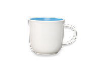 Coffee Mug Blue