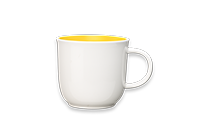Coffee Mug Yellow more coffees