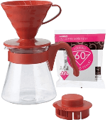 Hario Pourover Kit Vds 3012 R
