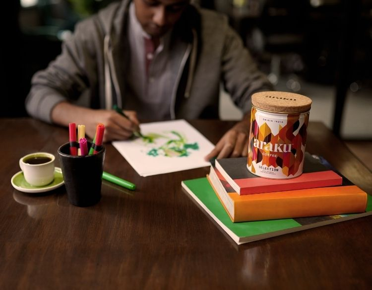 5 reasons why art and specialty COFFEE go together